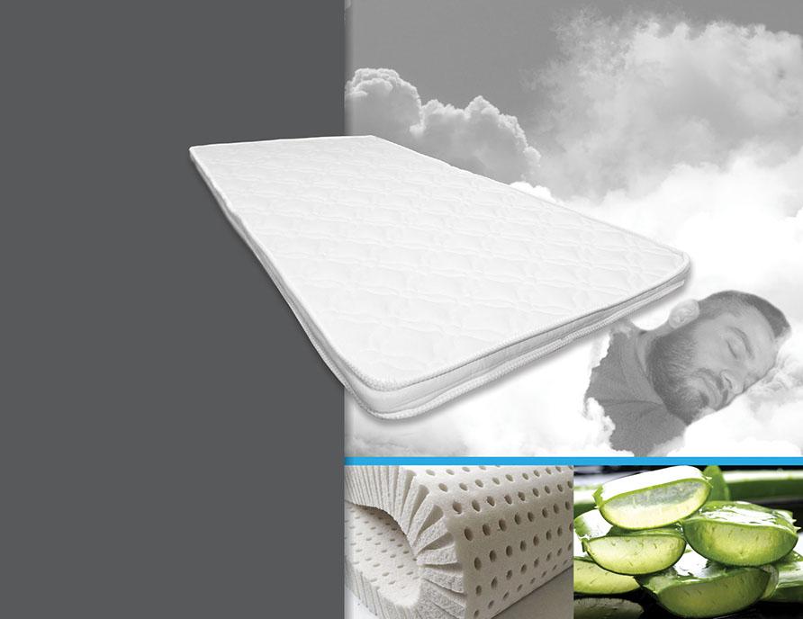topper ultra latex 6 foam hellas. Black Bedroom Furniture Sets. Home Design Ideas